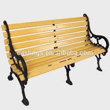 Wrought Iron Bench Wood Slats Cast Iron And Wood Garden Bench Cast Iron And Wood Garden Bench