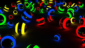 universal glow wallpapers best backgrounds neon wallpapers amazing neon images collection