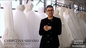inside christian siriano u0027s spring 2018 bridal collection