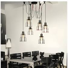 Black Dining Room Light Fixture Lighting Ideas Dining Room Lighting Idea With Low Ceiling