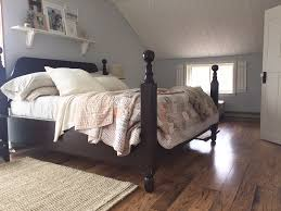 we bought a farmhouse our master bedroom the details