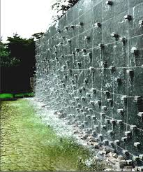 beautiful stones for garden wall fountains goodhomez makeovers