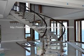 Villa Stairs Design Modern House Staircase Designs Prefabricated Stairs Steel Buy