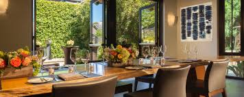 rent to own dining room sets yountville u0027s lucy restaurant u0026 bar at bardessono napa valley