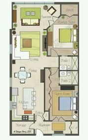 Small Floor Plans For Houses 16 X 32 Floor Plan Tiny House Pinterest Tiny Houses House