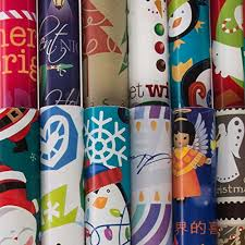 wholesale christmas wrapping paper gifts plus 12 rolls christmas wrapping paper 100 small
