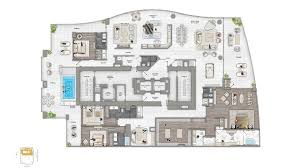 Sauna Floor Plans by The Estates At Acqualina Floor Plans Luxury Beachfront Condos