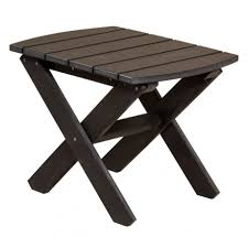 Patio Side Tables Amish Patio Side Tables Pinecraft Com U2022 Amish Outdoor End Tables