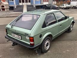opel kadett 1983 opel kadett specs and photos strongauto