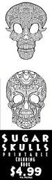 43 best coloring skulls and day of dead images on pinterest