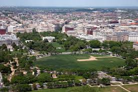 Map Of The National Mall The Ellipse Wikipedia