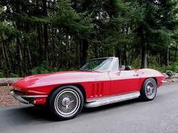 1966 corvette roadster 1966 chevrolet corvette convertible newstalgia motors