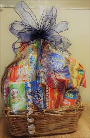 Junk Food Basket Gift Baskets Archive Flowers By Steen