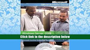 free download exam 70 646 package windows server 2008