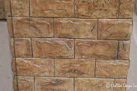 decorating stone veneer lowes lowes faux stone fake rocks