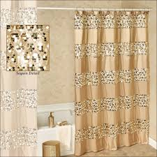 Brown And Gold Shower Curtains Gold Shower Curtain Hooks My Room