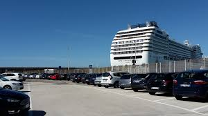 parcheggio auto porto civitavecchia parcheggio bramante al porto di civitavecchia clienti msc port