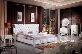 european king bed king size leather bed european style leather bed modern leather