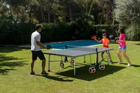 Table De Ping Pong Outdoor Pas Cher by Artengo Ft 730 Outdoor Decathlon