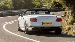 white bentley convertible 2018 bentley continental gt supersports convertible color ice