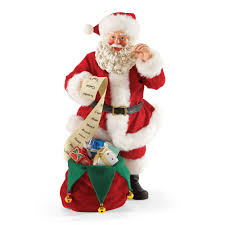 possible dreams santa possible dreams christmas is clothtique santa figurine