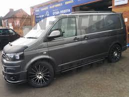 volkswagen van wheels wolfrace aero 20