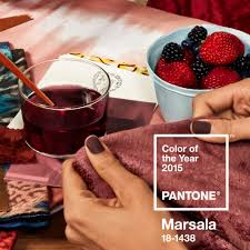 pantone u0027s colour of the year for 2015 is u2026 marsala design week