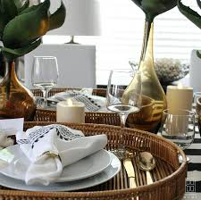 oscar bravo home summer table setting
