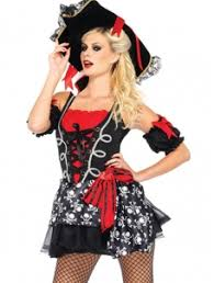 pirate wonder beauty lingerie dress fashion store