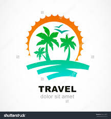 Home Decor Design Templates Beach Resort Stock Vectors Vector Clip Art Shutterstock Logo