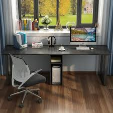 Wayfair Office Desk Stylish Dual Workstation Desk Inside Wayfair Onsingularity