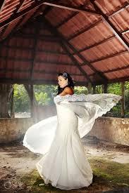 dante wedding dress riviera photography cenote trash the dress shoot