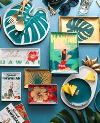 paradise tray aloha from hawaii tableware and home decor seattle wa paradise tray aloha from hawaii 2