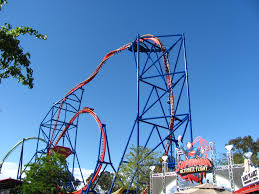 Batman Roller Coaster Six Flags Texas Superman Ultimate Flight Is A Steel Premier Rides Roller Coaster