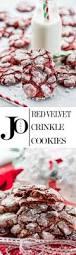 red velvet crinkle cookies jo cooks