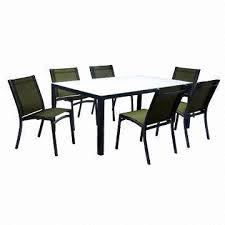 Stackable Aluminum Patio Chairs by Taiwan Aluminum Patio Furniture Waratah Stackable Armless Sling