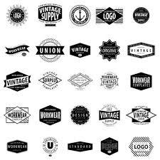 logo templates vintage workwear workwear logo templates and