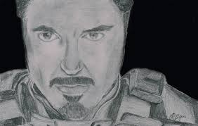 iron man pencil drawing by reafitzkey on deviantart