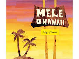 hawaii photo album various mele o hawaii songs of hawaii cd album at discogs
