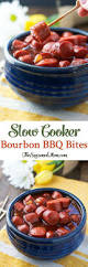 Easy Appetizers by Easy Appetizers Slow Cooker Bourbon Barbecue Bites The Seasoned Mom