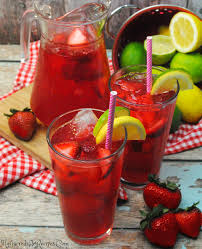 southern strawberry sweet tea recipe strawberry sweets sweet