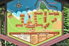 walt disney resort map property map disney s polynesian resort walt disney
