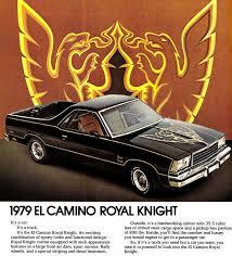 differences in royal decals el camino central forum