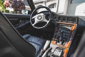 bmw dashboard 1994 bmw 850csi classic drive review automobile magazine