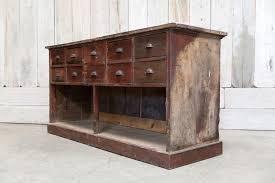 vintage cabinet w drawers bd antiques