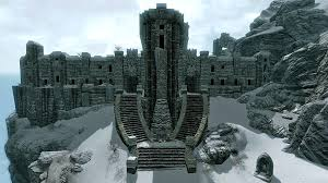 Fallout 3 Full Map Image High Hrothgar Png Elder Scrolls Fandom Powered By Wikia