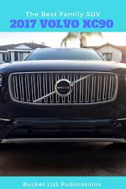 2017 volvo xc90 t6 inscription the best family suv reviews