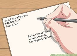 3 ways to send cards wikihow