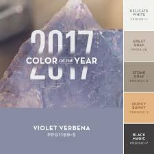 color of the year 2017 violet verbena adapts to surrounding