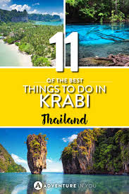 best things to do in 11 things to do in krabi that you can u0027t miss